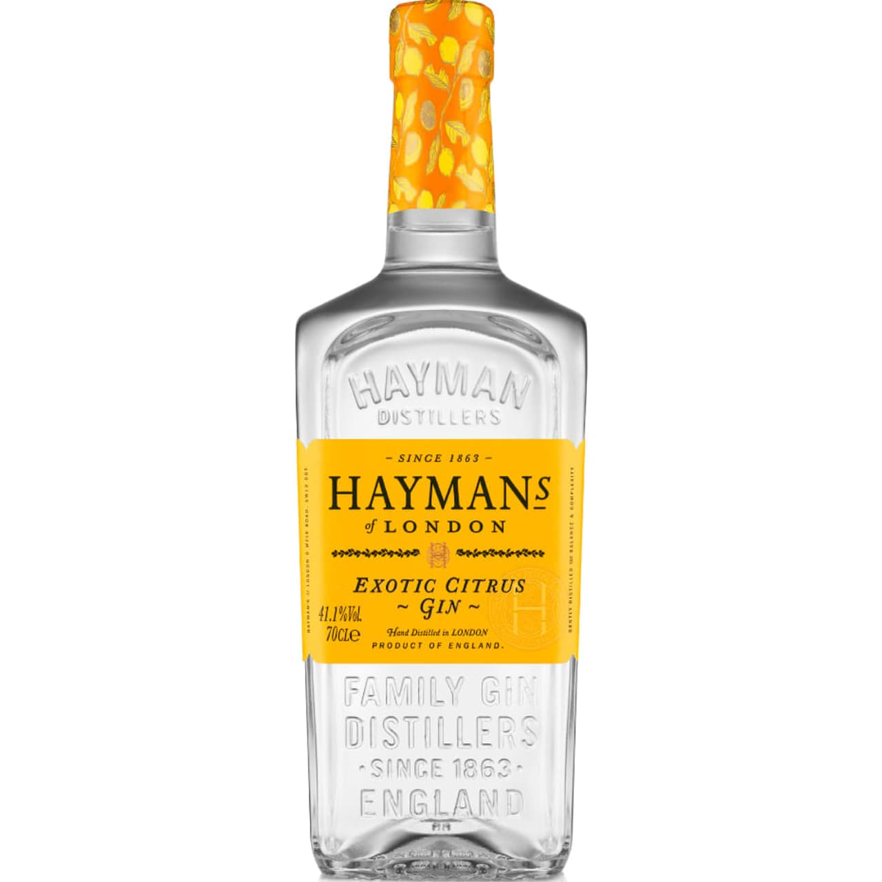 Product Image - Hayman's Exotic Citrus Gin