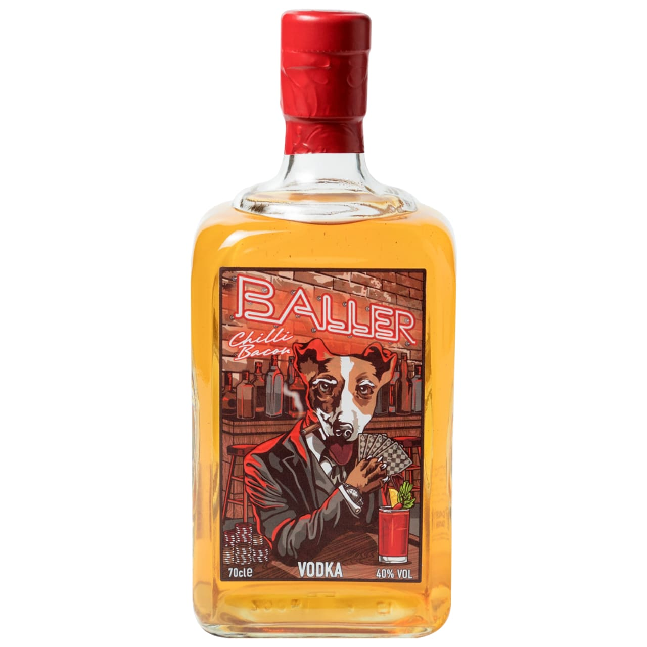 Product Image - Baller Chilli Bacon Vodka