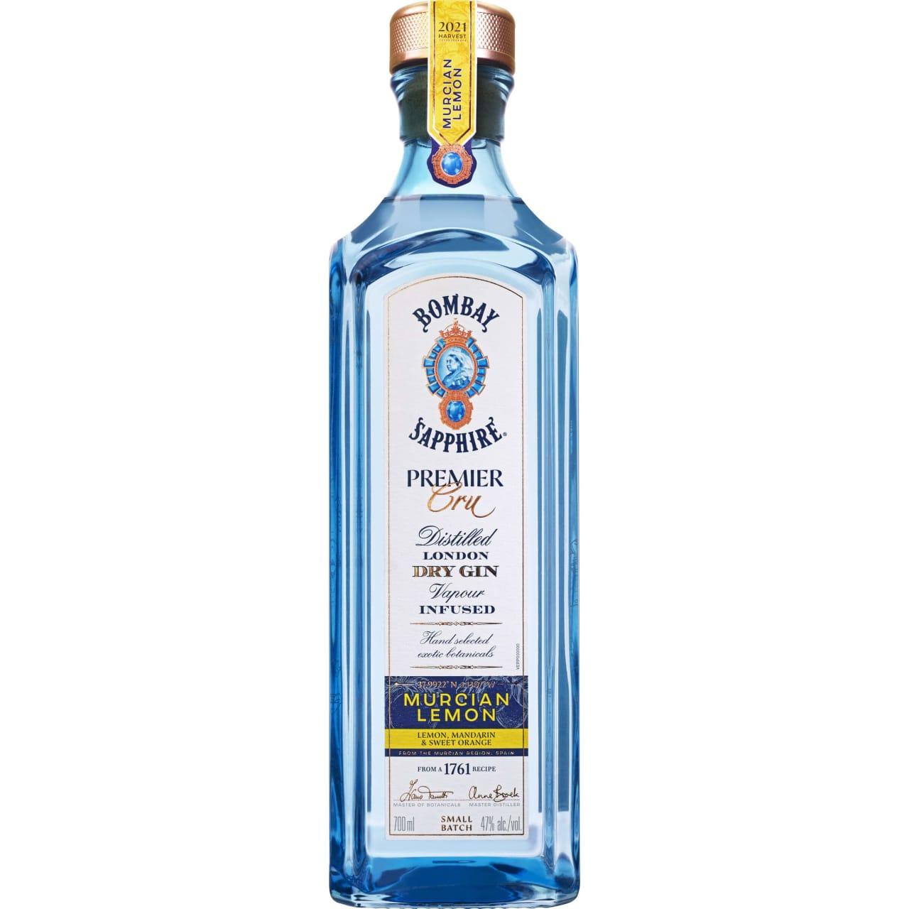 Product Image - Bombay Sapphire Premier Cru Gin