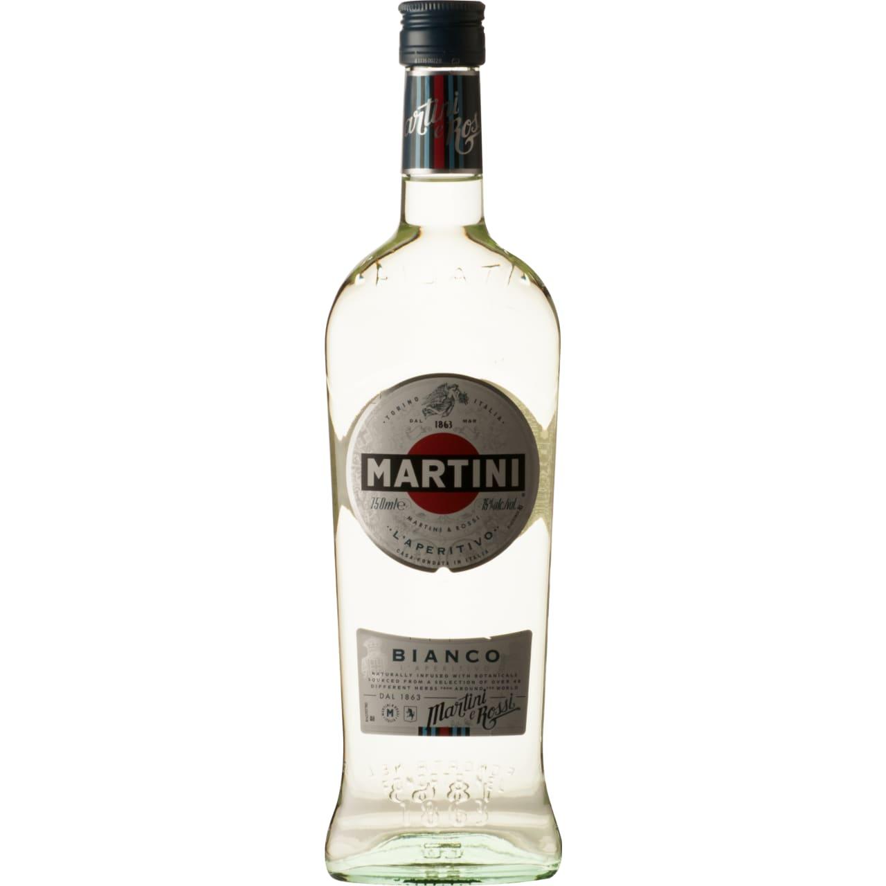 Product Image - Martini Bianco Vermouth