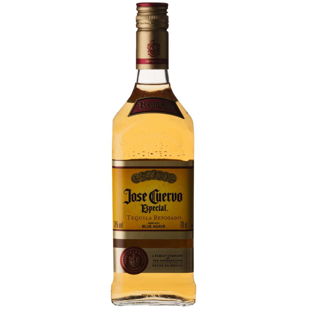 Product Image - Jose Cuervo Tequila Gold Especial