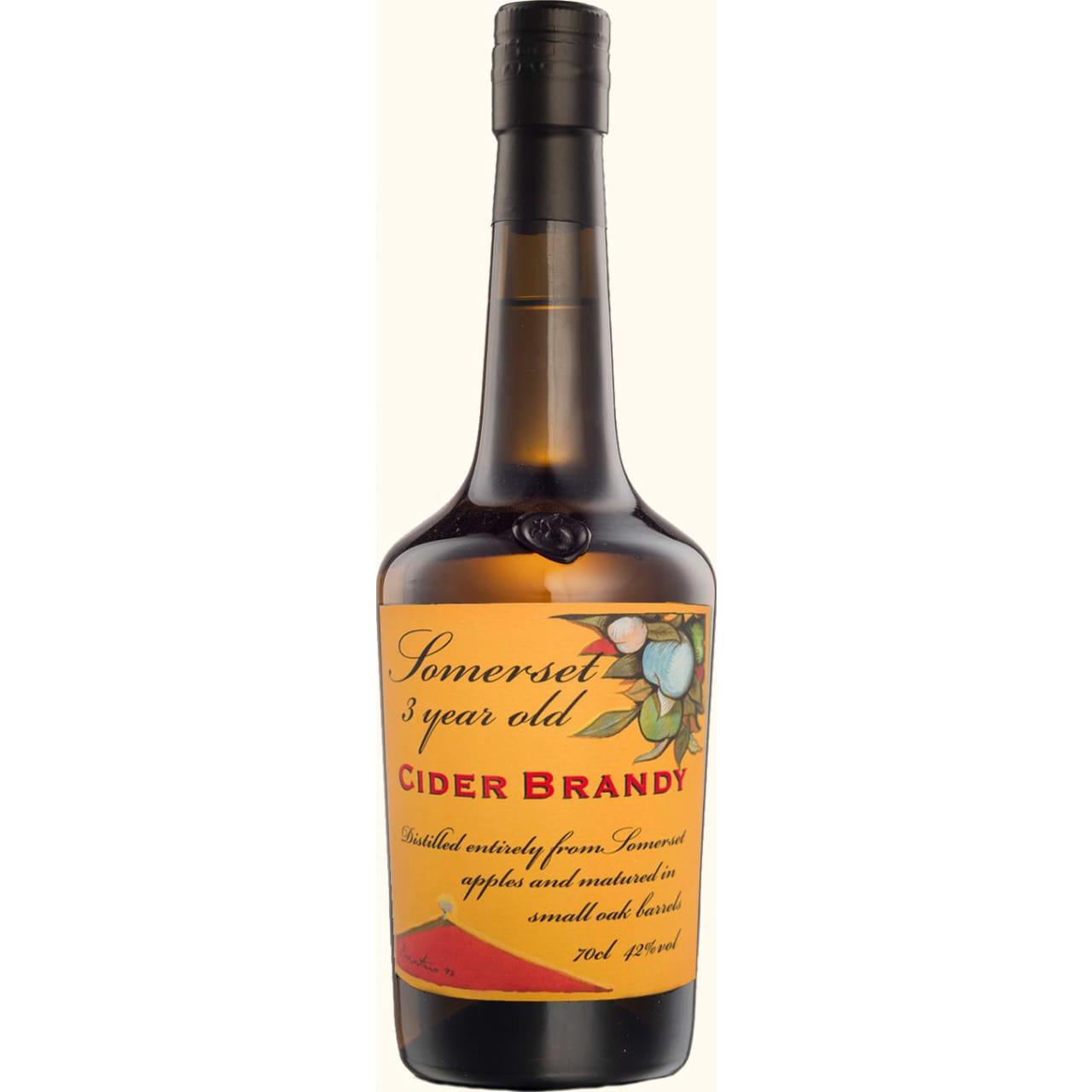Product Image - Somerset Cider Brandy 3yo
