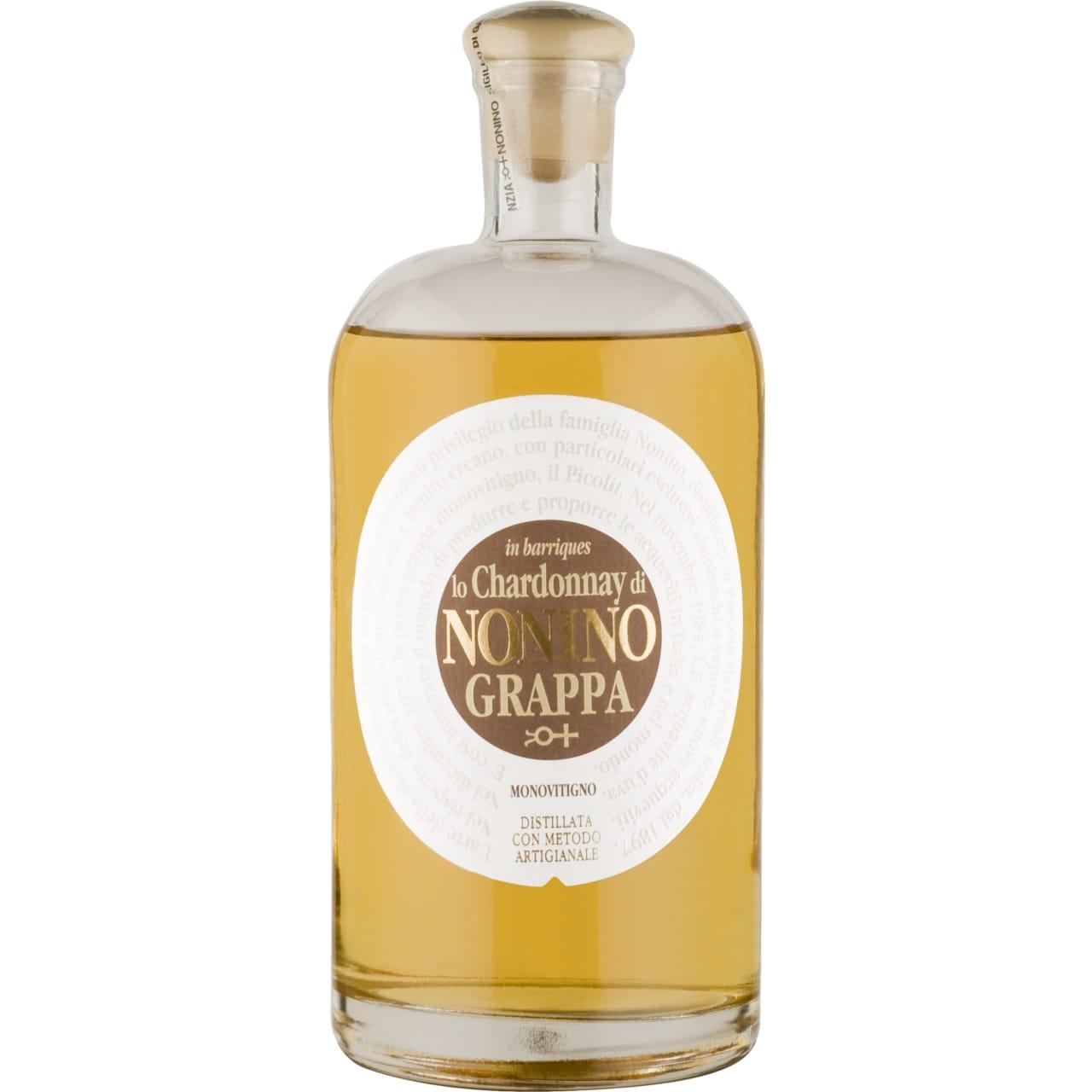 Product Image - Nonino Grappa Lo Chardonnay