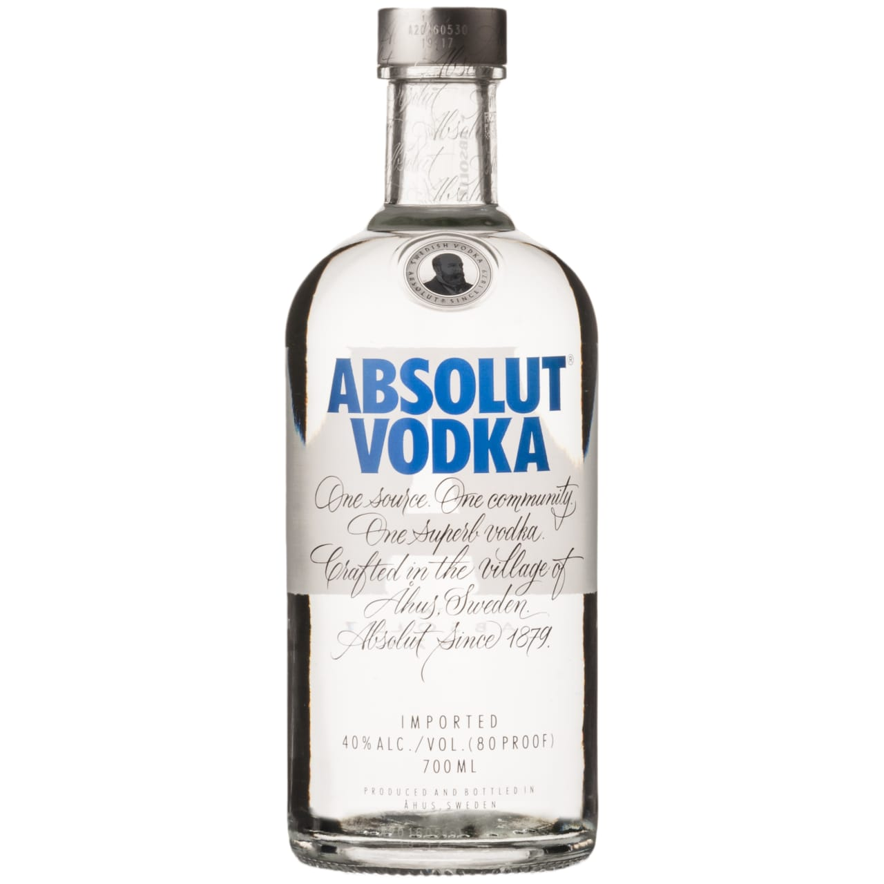 Product Image - Absolut Blue Vodka