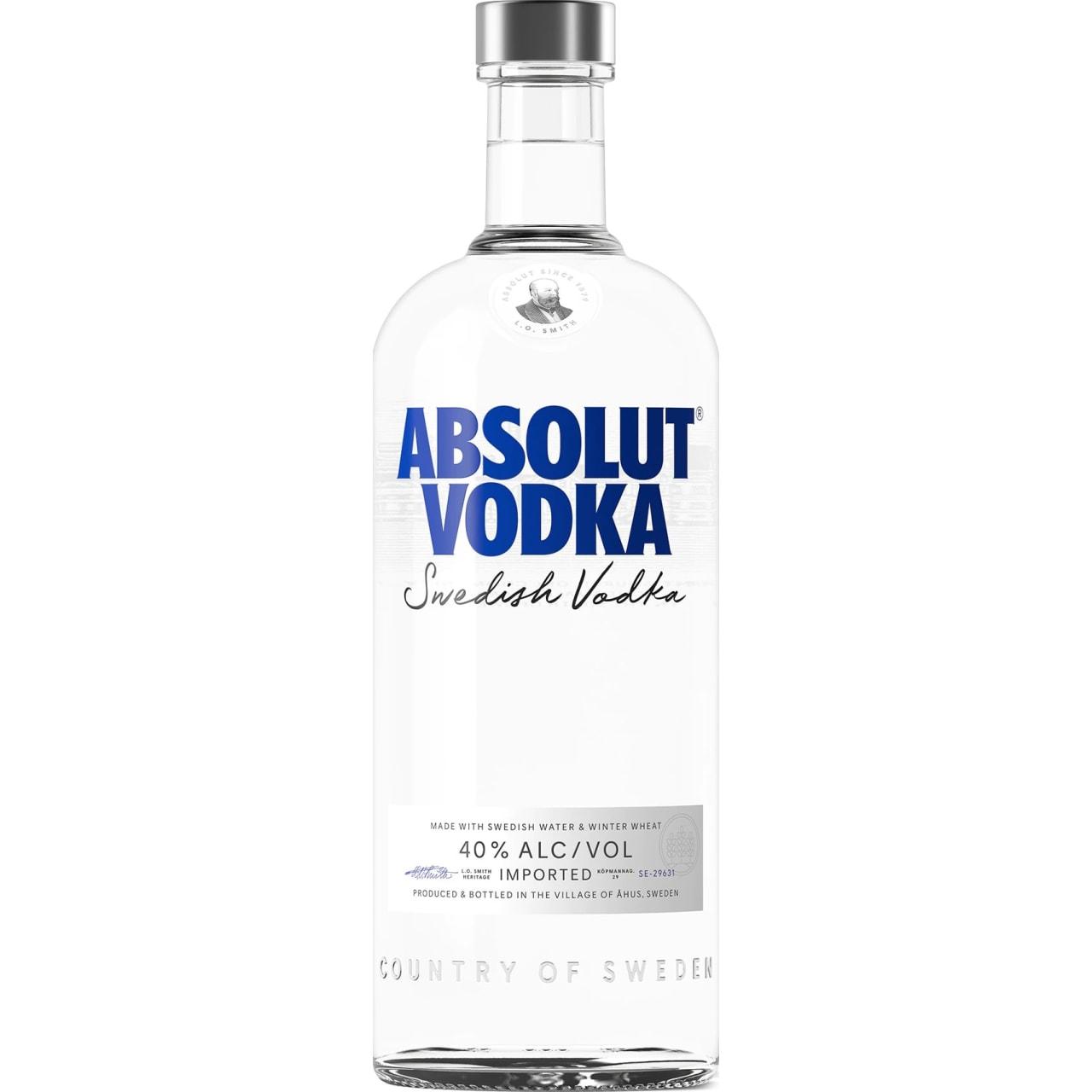 Product Image - Absolut Blue Vodka