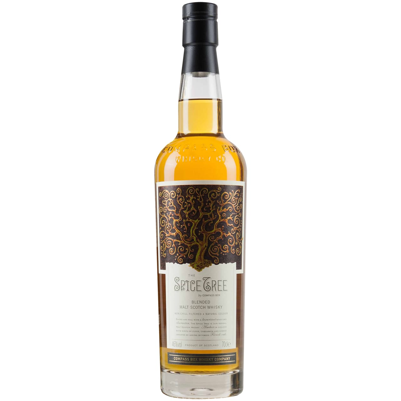 Product Image - Compass Box Whisky Spice Tree