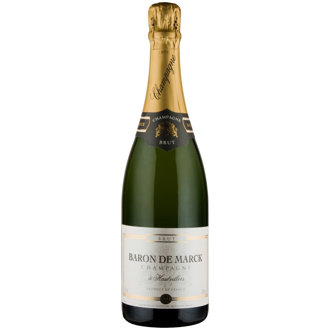 Product Image - Baron de Marck Brut Champagne