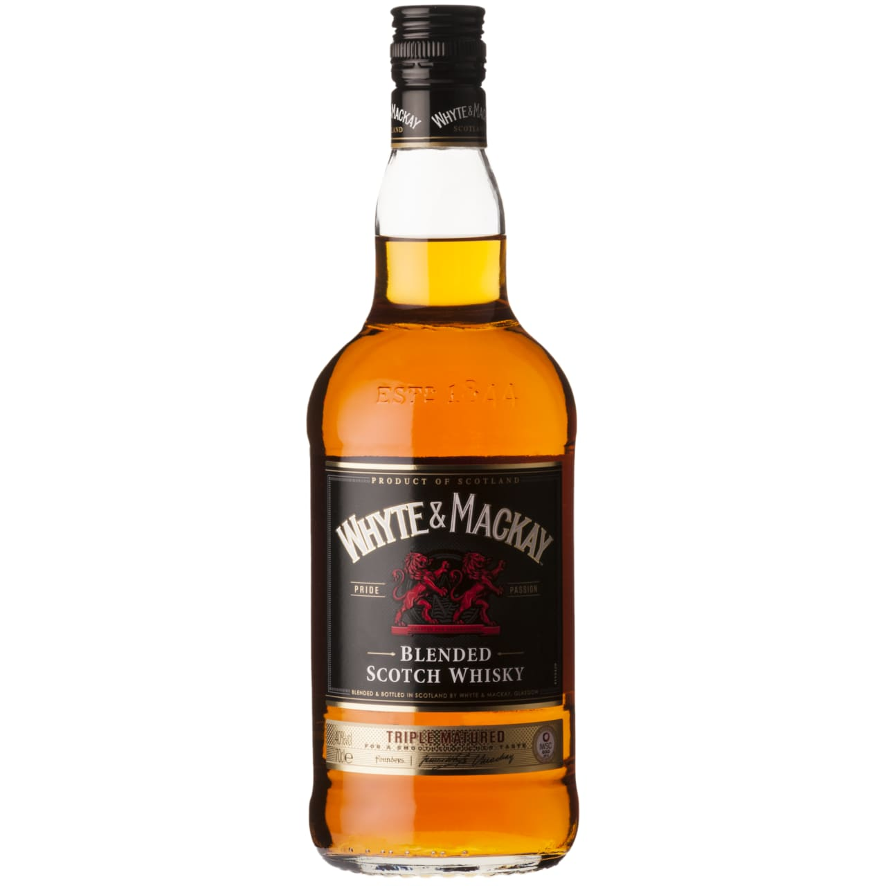 Product Image - Whyte & Mackay Blended Whisky