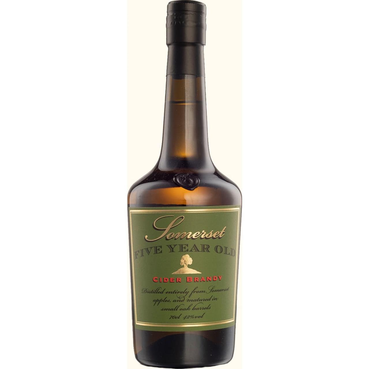 Product Image - Somerset Cider Brandy 5yo