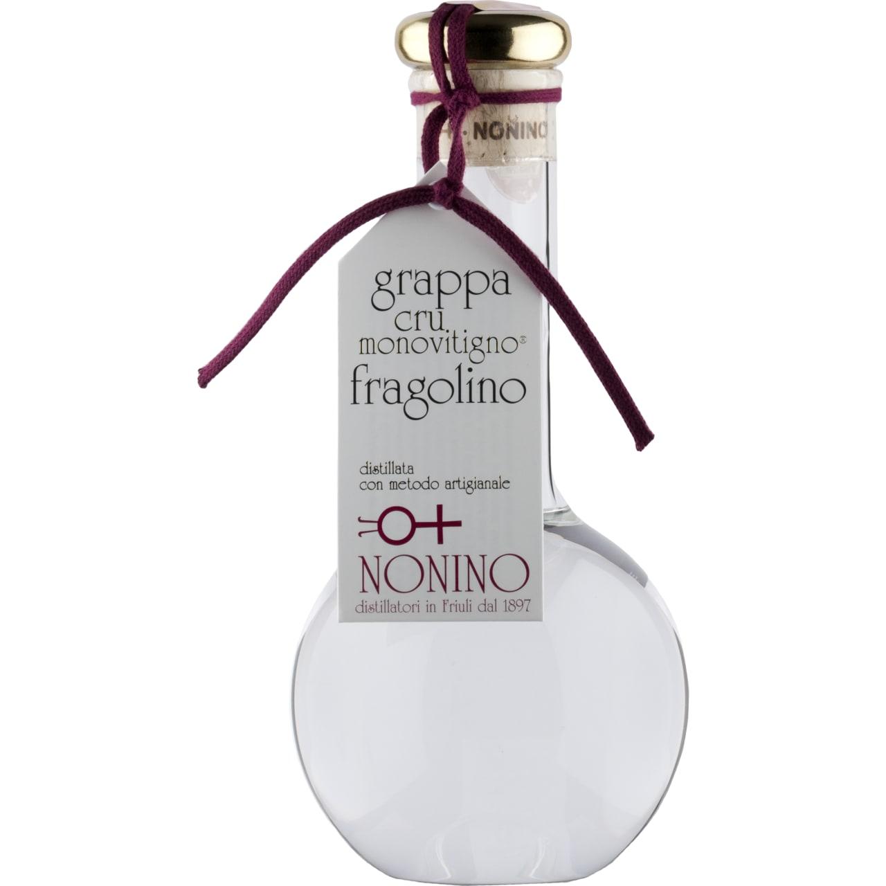 Product Image - Nonino Grappa Fragolino Cru 45