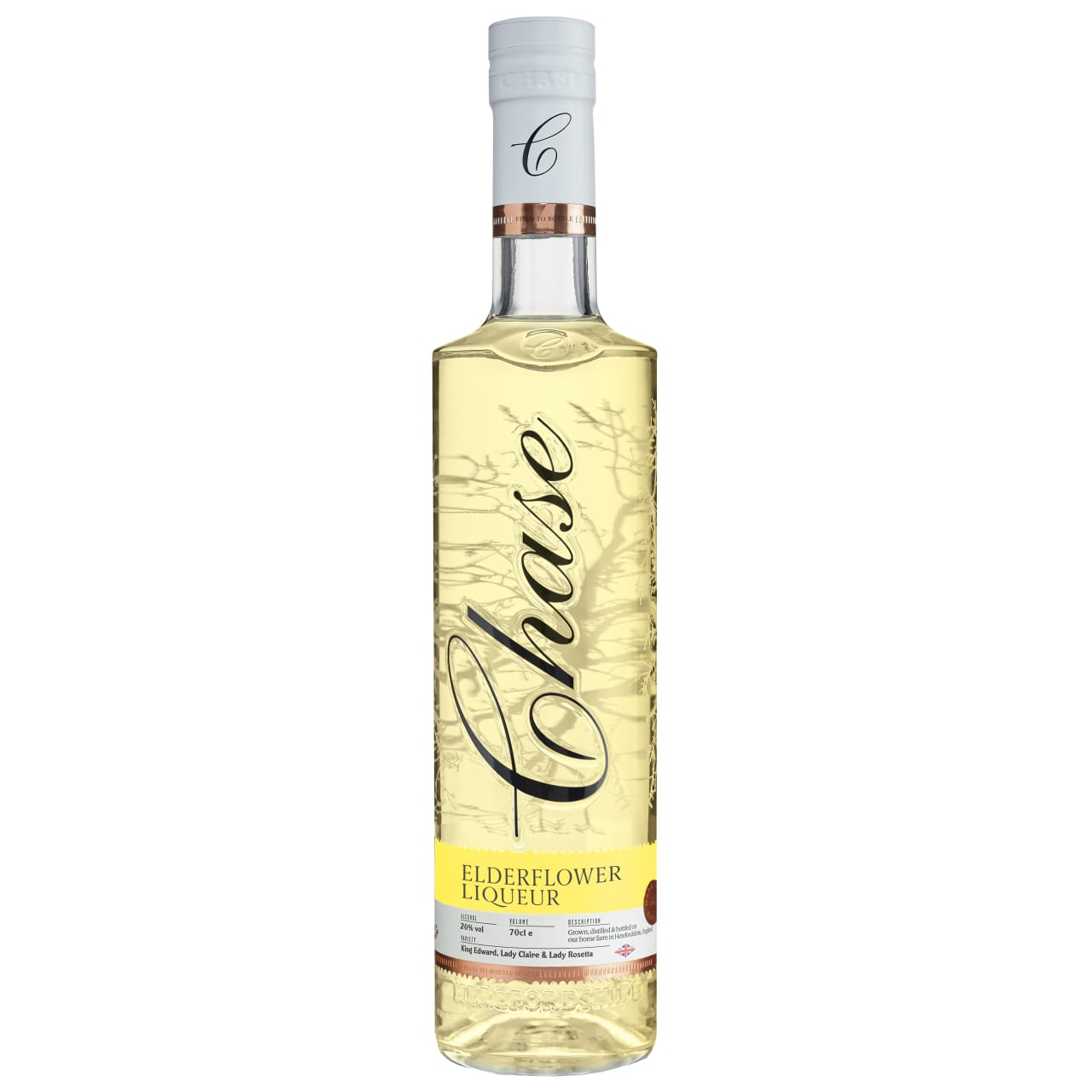 Product Image - Chase Elderflower Liqueur
