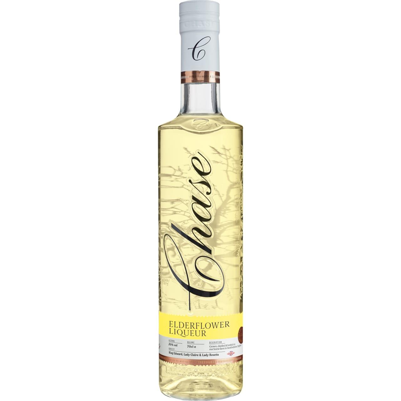 Product Image - Chase Elderflower Liqueur