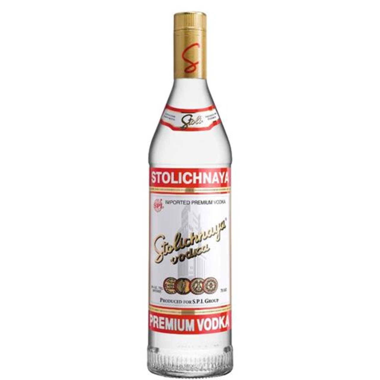 Product Image - Stolichnaya Red Label Vodka