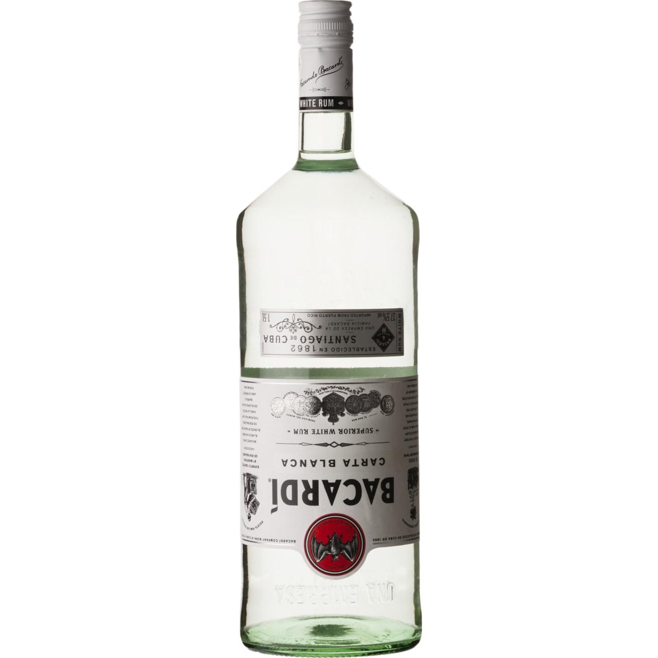 Product Image - Bacardi Carta Blanca Magnum Rum
