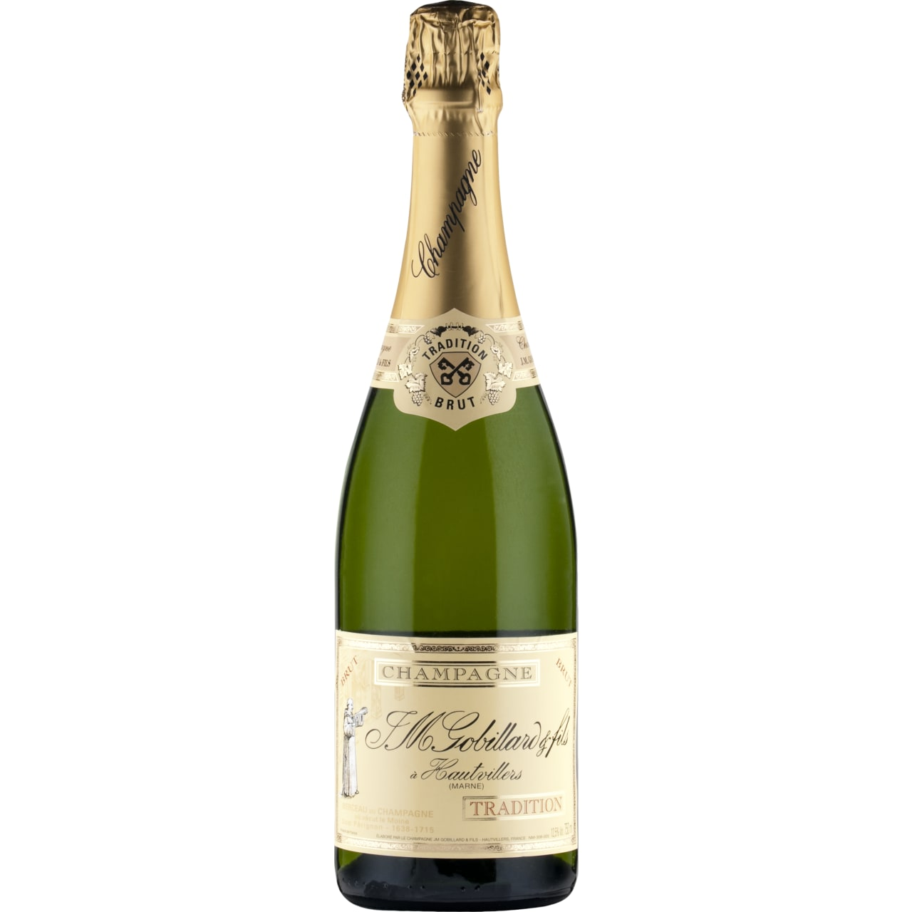 Product Image - Gobillard Brut Tradition Champagne