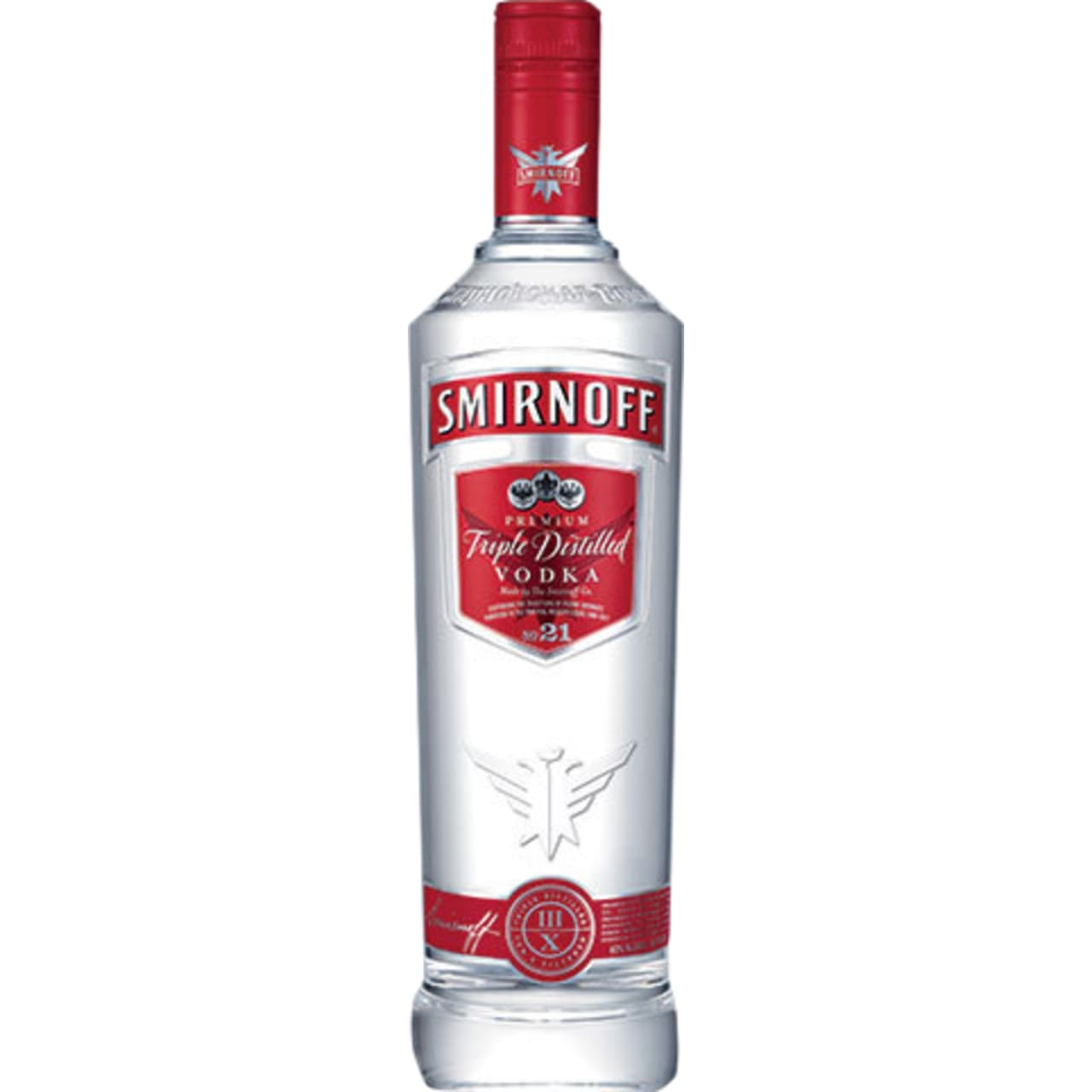 Product Image - Smirnoff Red Label Vodka