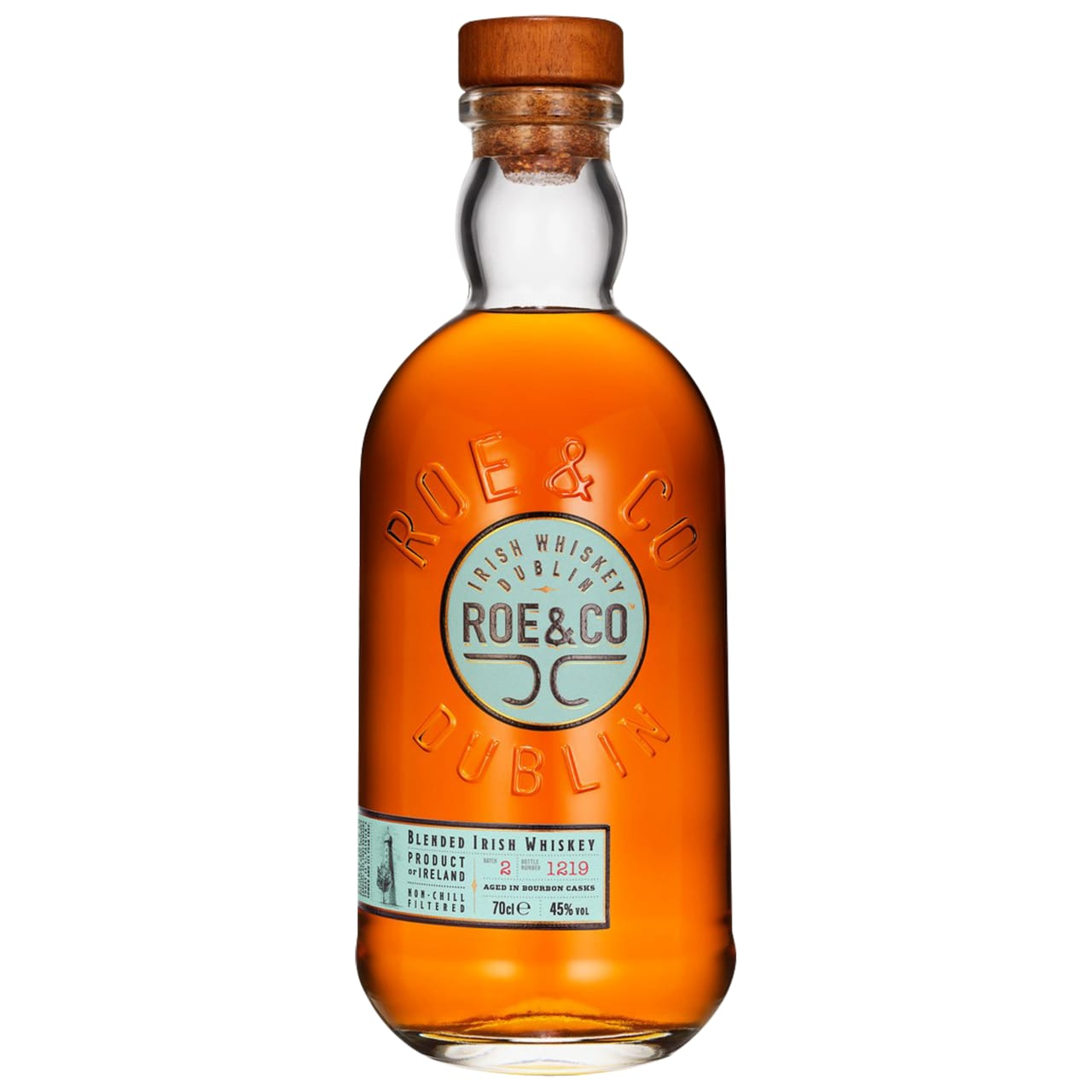 Product Image - Roe and Co Whiskey