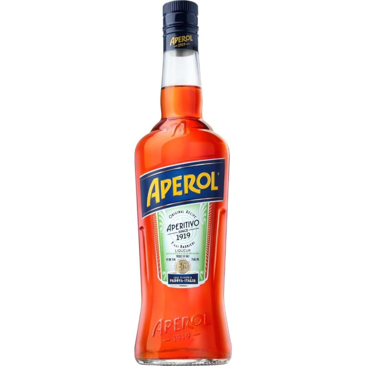 Product Image - Aperol Italian Aperitif Liqueur