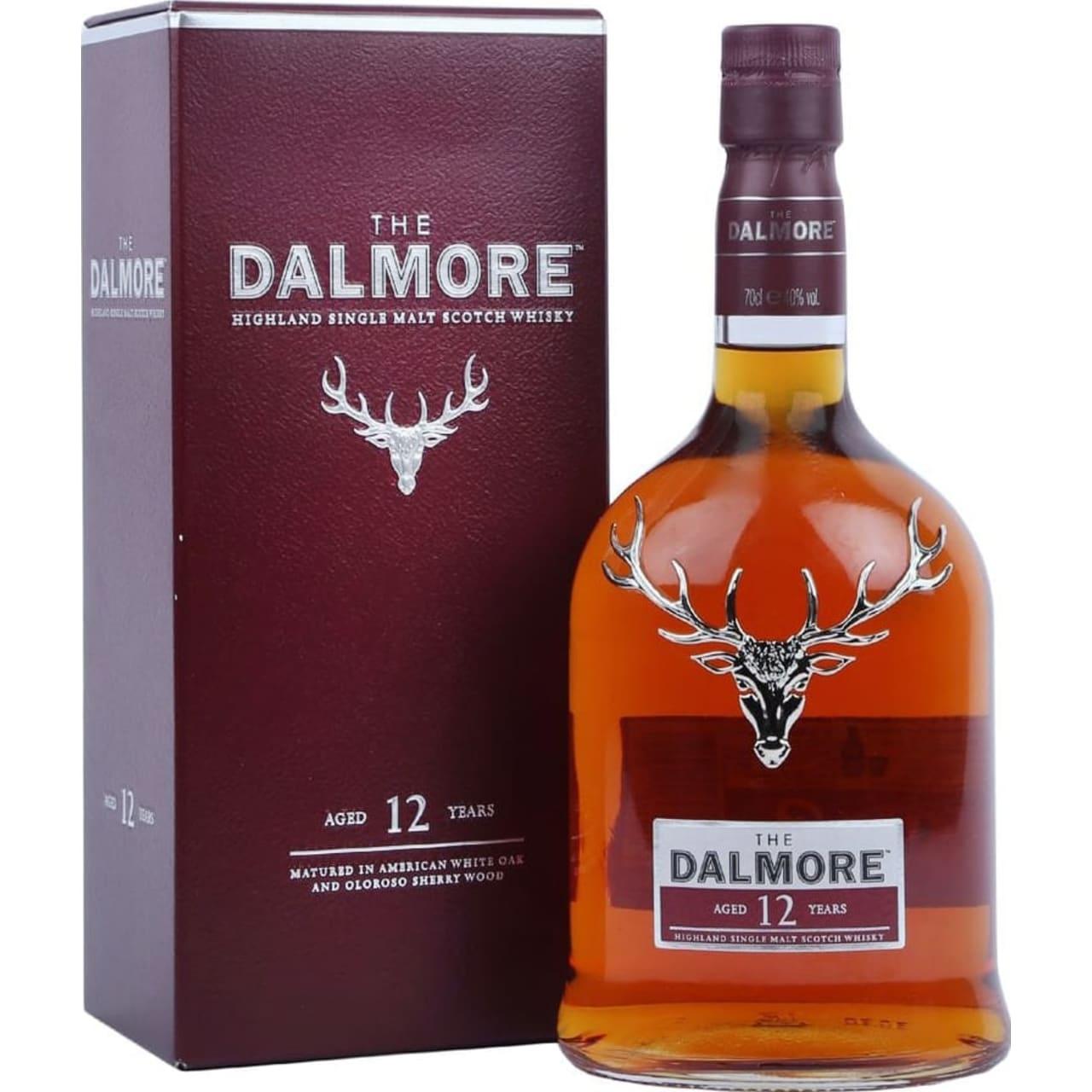 Product Image - Dalmore 12yo Single Malt