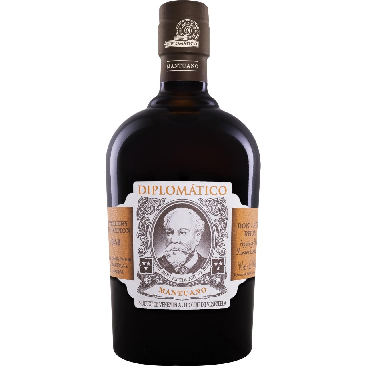 Product Image - Diplomatico Mantuano Rum