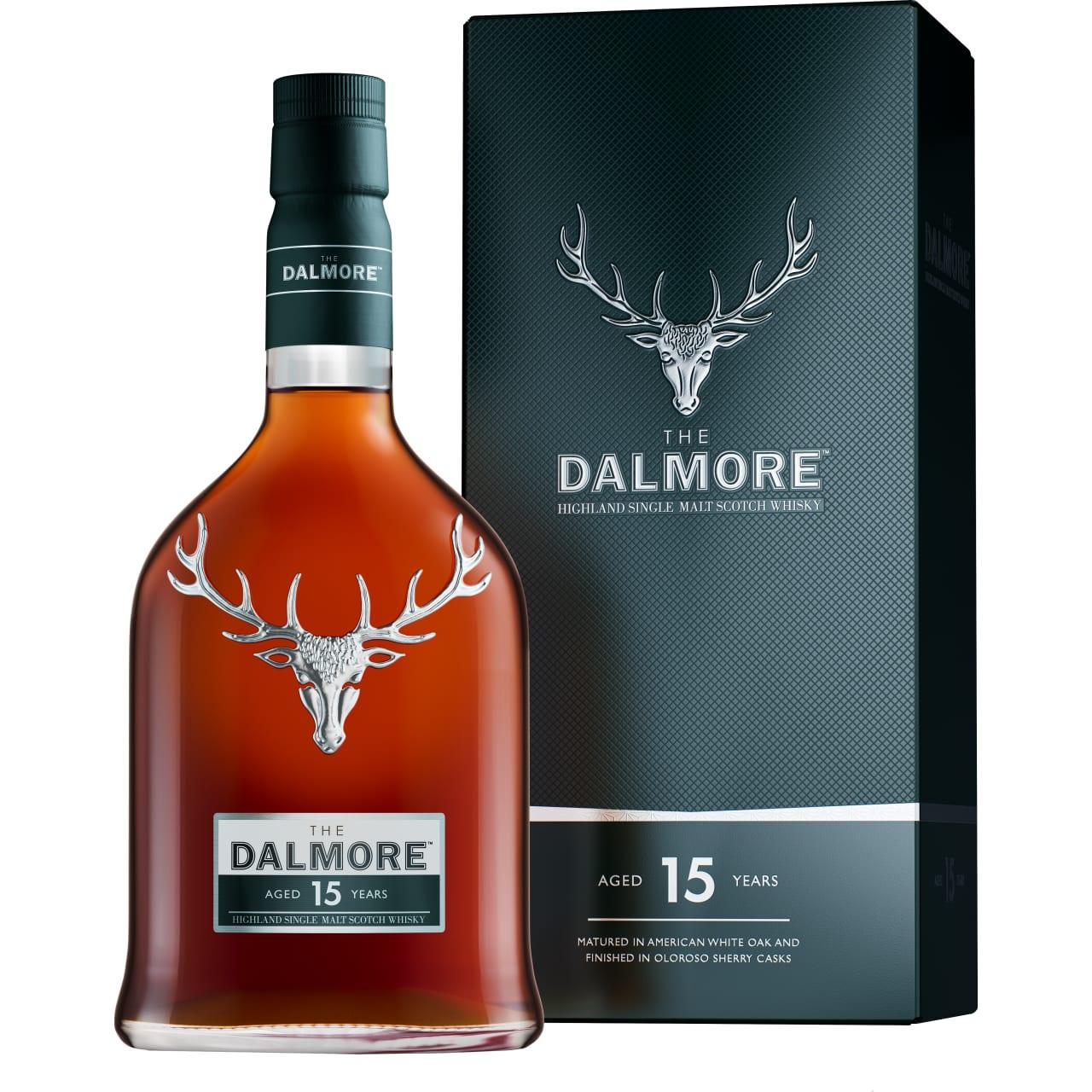 Product Image - Dalmore 15yo Single Malt