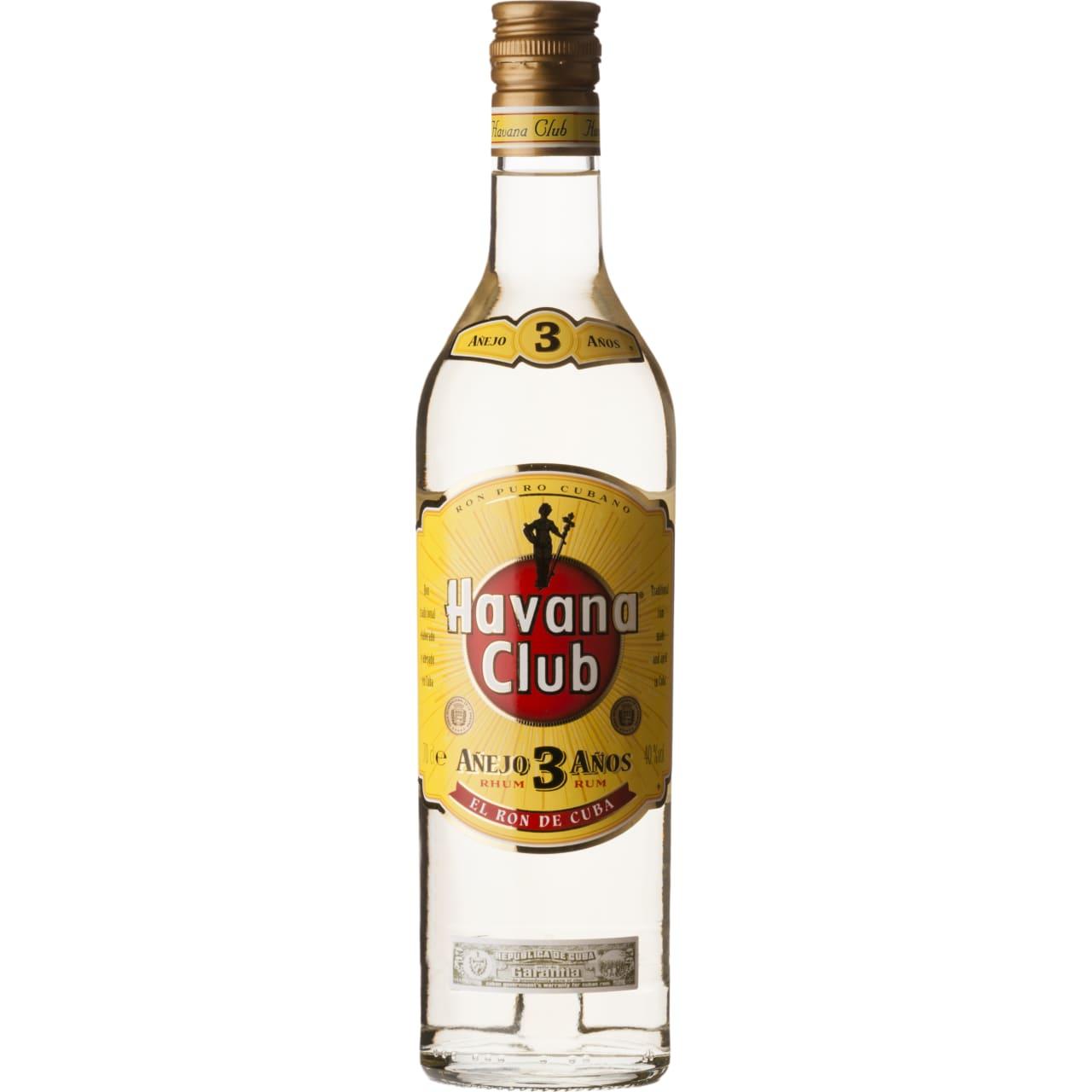 Product Image - Havana Club 3yo Rum