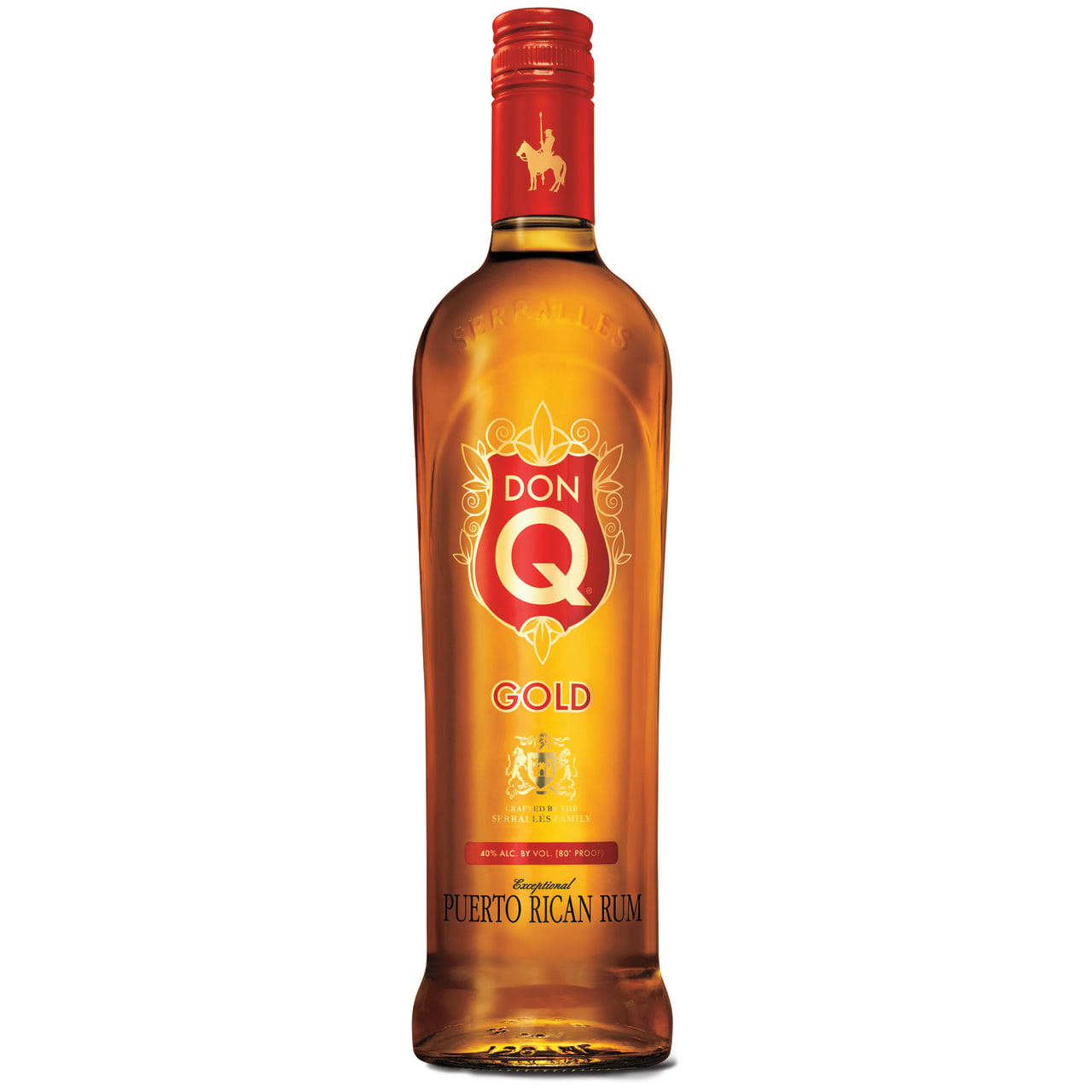 Product Image - Don Q Gold Rum
