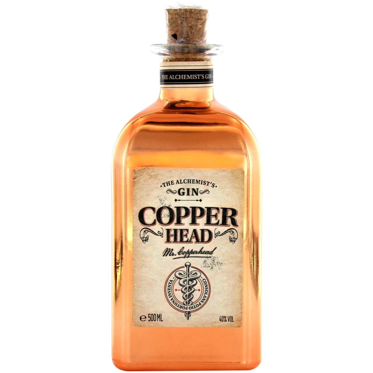 Product Image - Copperhead Gin