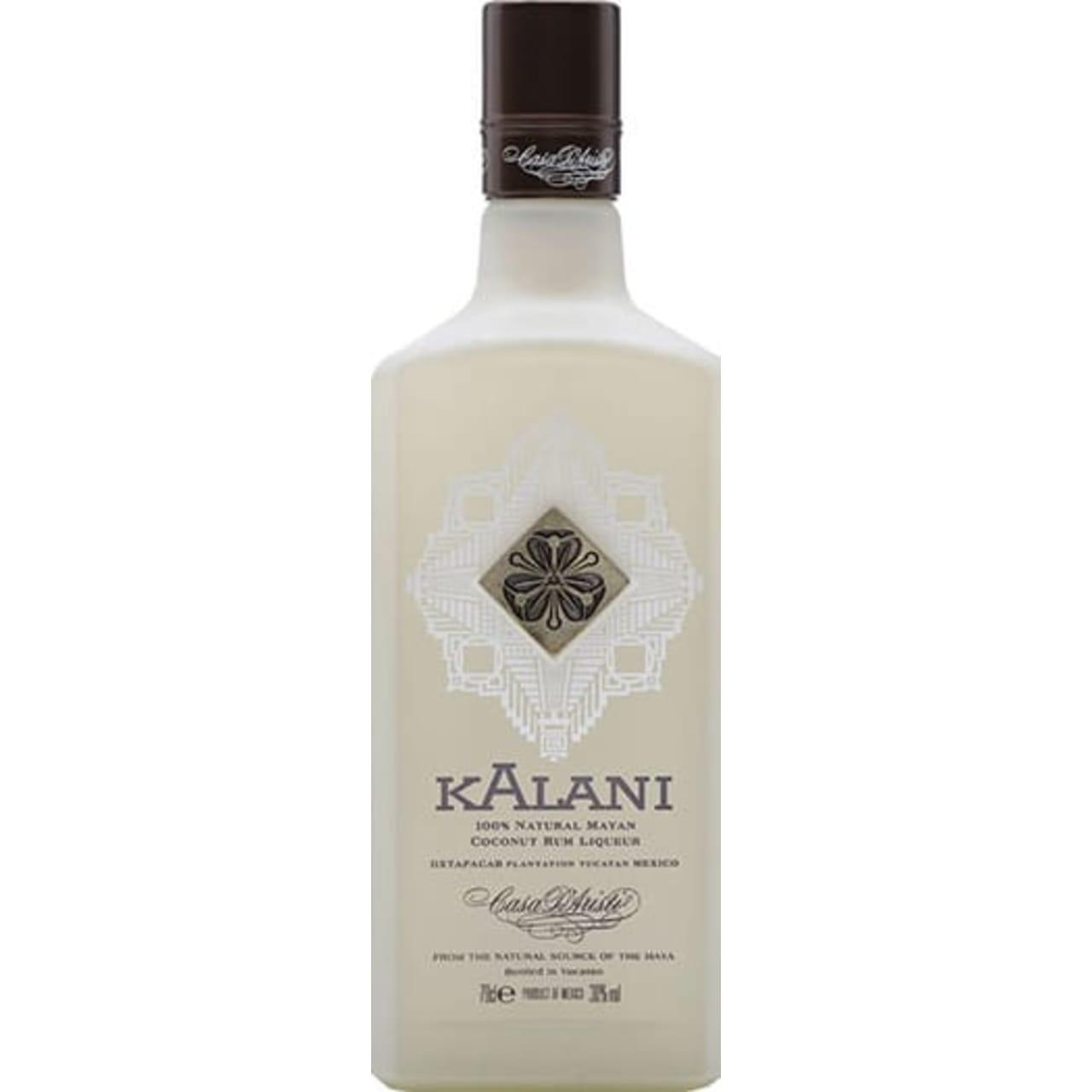 Product Image - Kalani Coconut Rum Liqueur