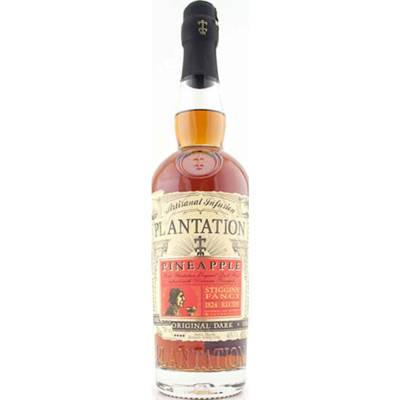 Product Image - Plantation Pineapple Stiggins Fancy Rum