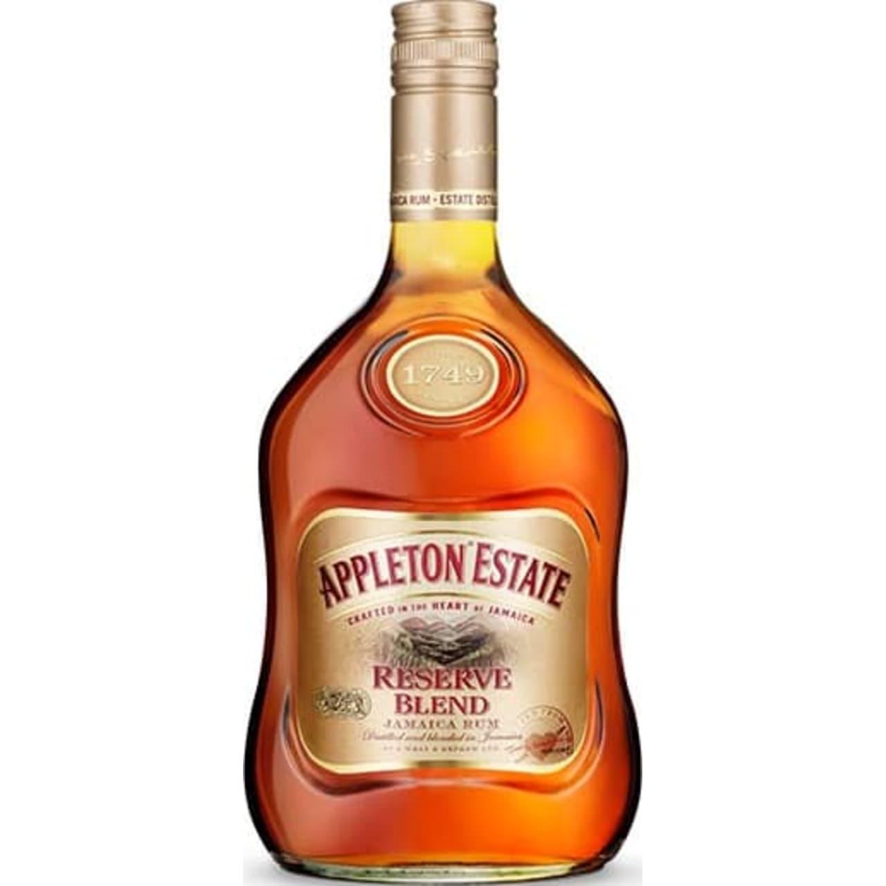 Product Image - Appleton Estate Reserve Blend Rum