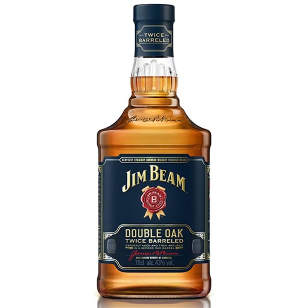 Product Image - Jim Beam Double Oak Bourbon