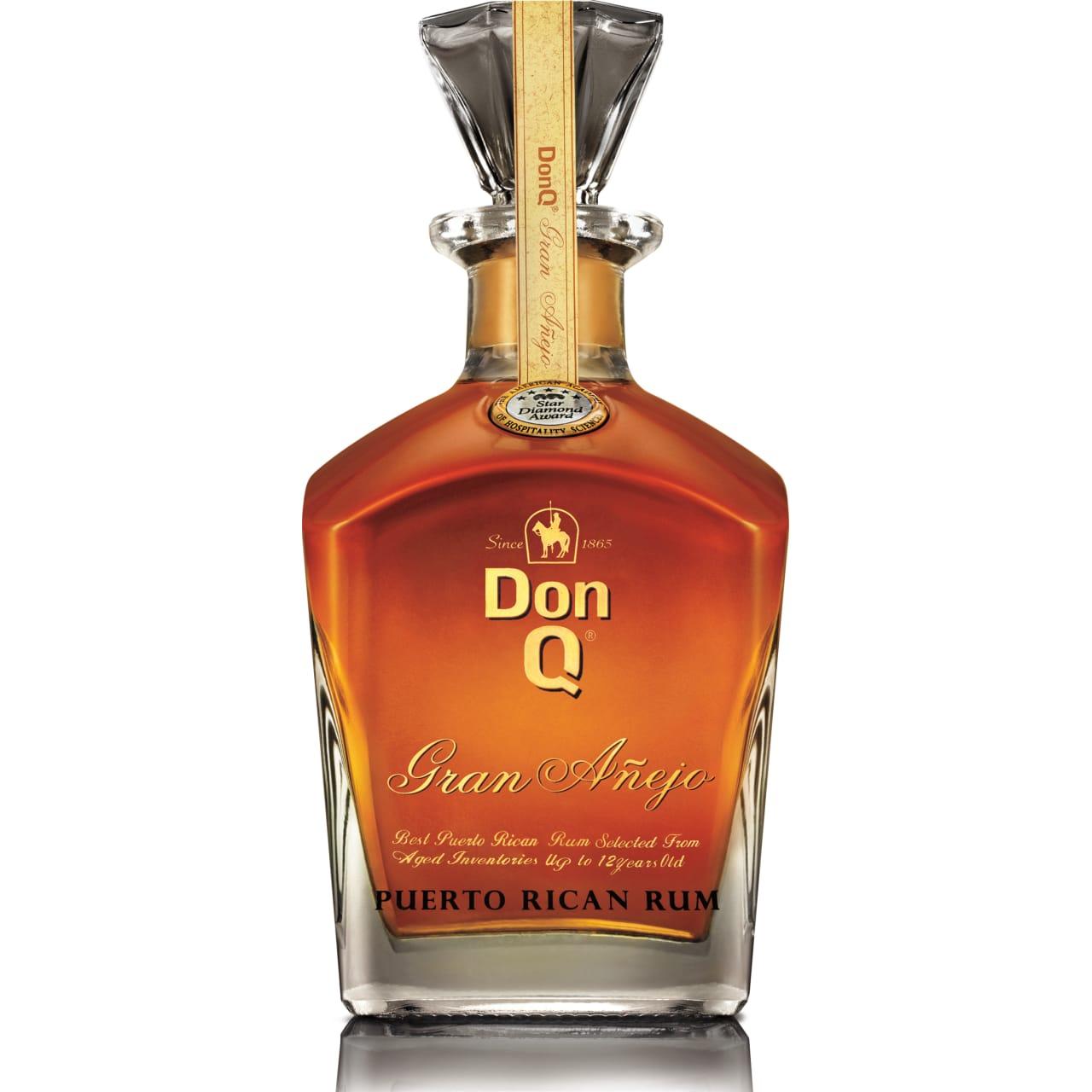 Product Image - Don Q Gran Añejo Rum
