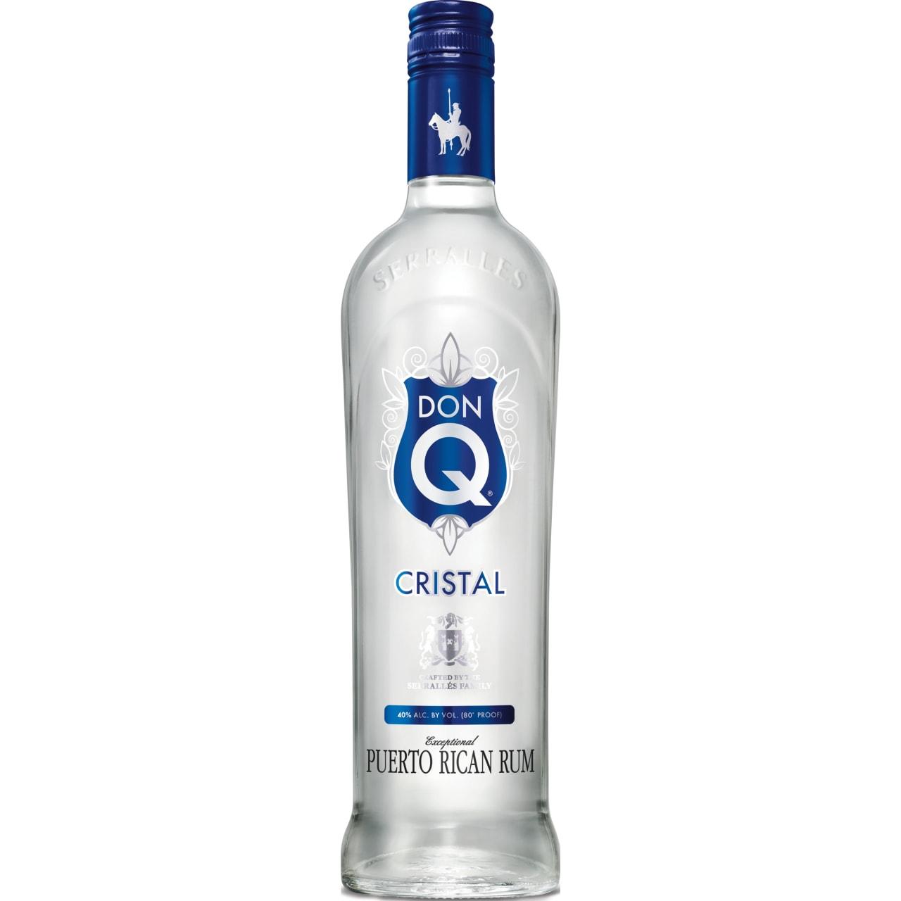 Product Image - Don Q Cristal Rum