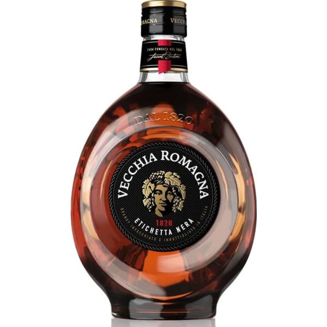 Product Image - Vecchia Romagna Etichetta Nera Brandy