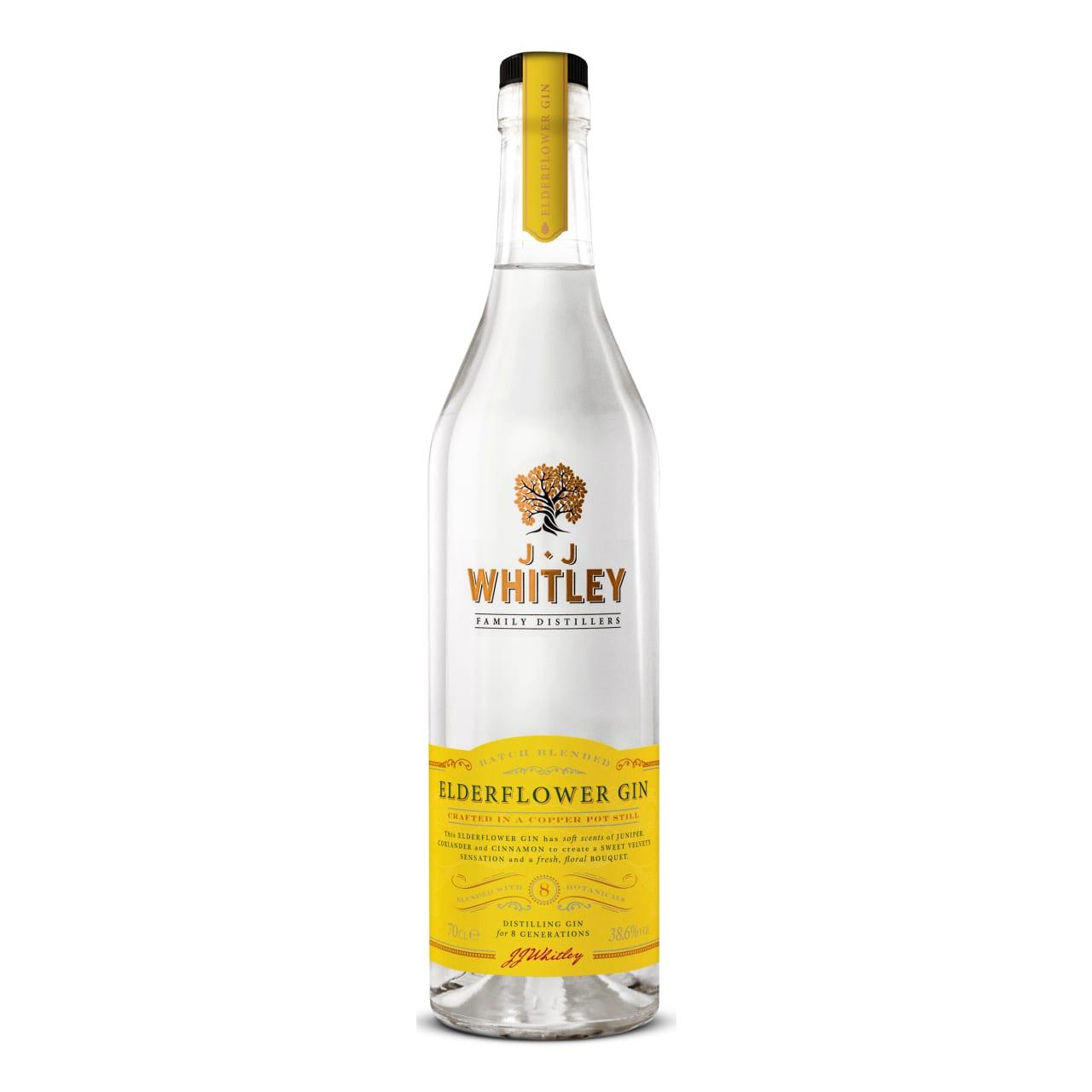 Product Image - JJ Whitley Elderflower Gin