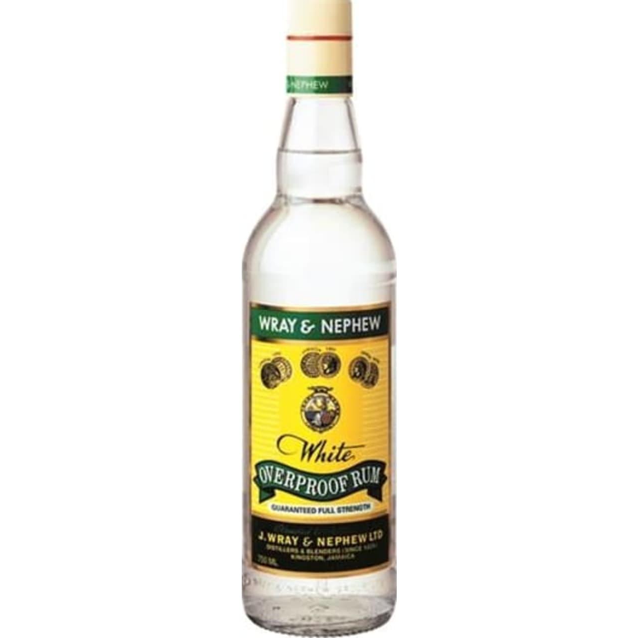 Product Image - Wray and Nephew Overproof Rum