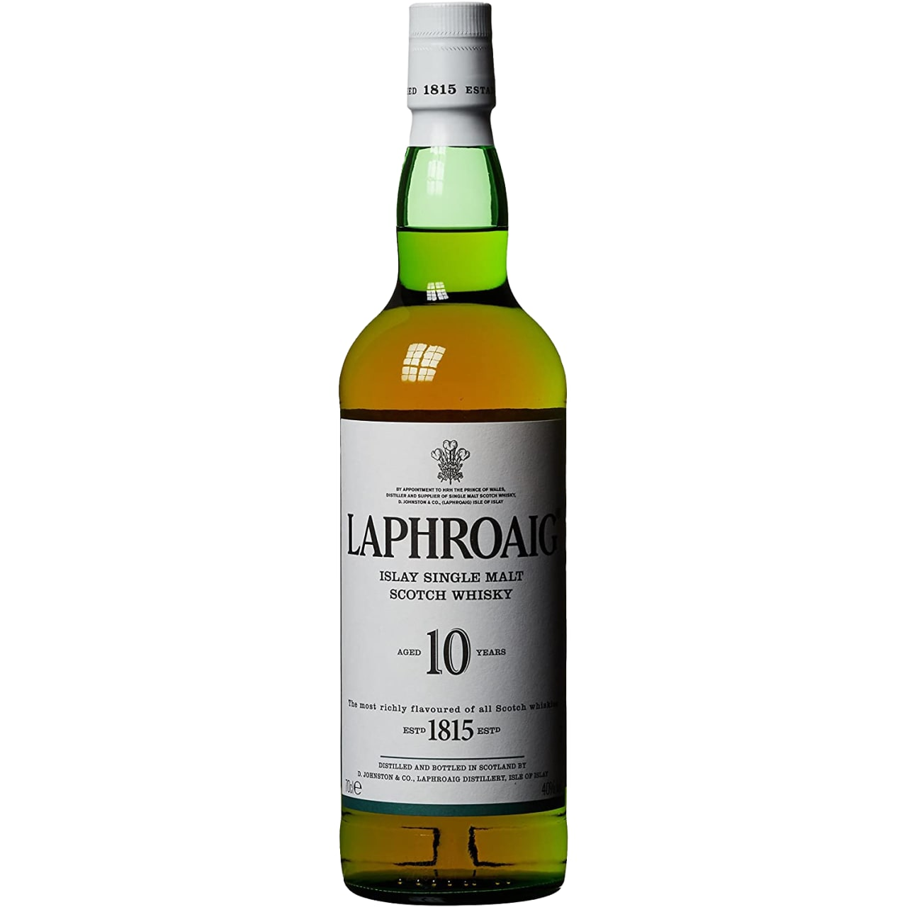 Product Image - Laphroaig 10yo Single Malt
