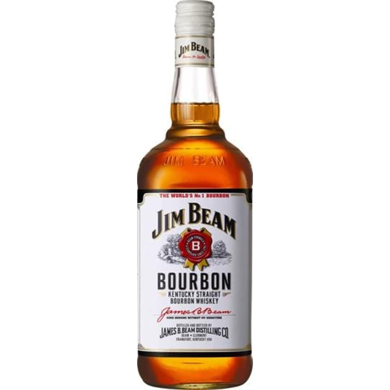 Product Image - Jim Beam White Label Bourbon