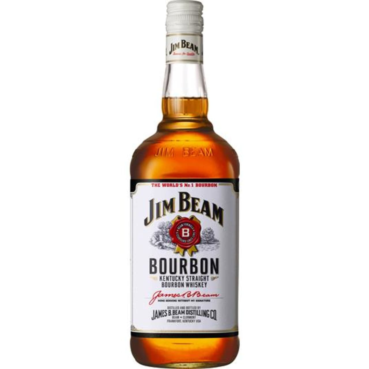 Product Image - Jim Beam White Label Bourbon