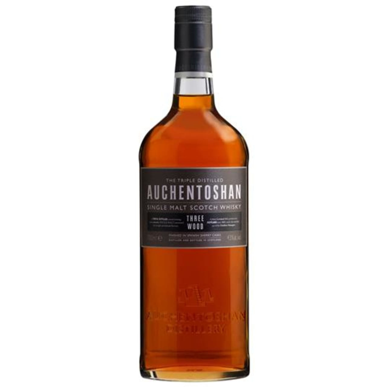 Product Image - Auchentoshan Three Wood Single Malt