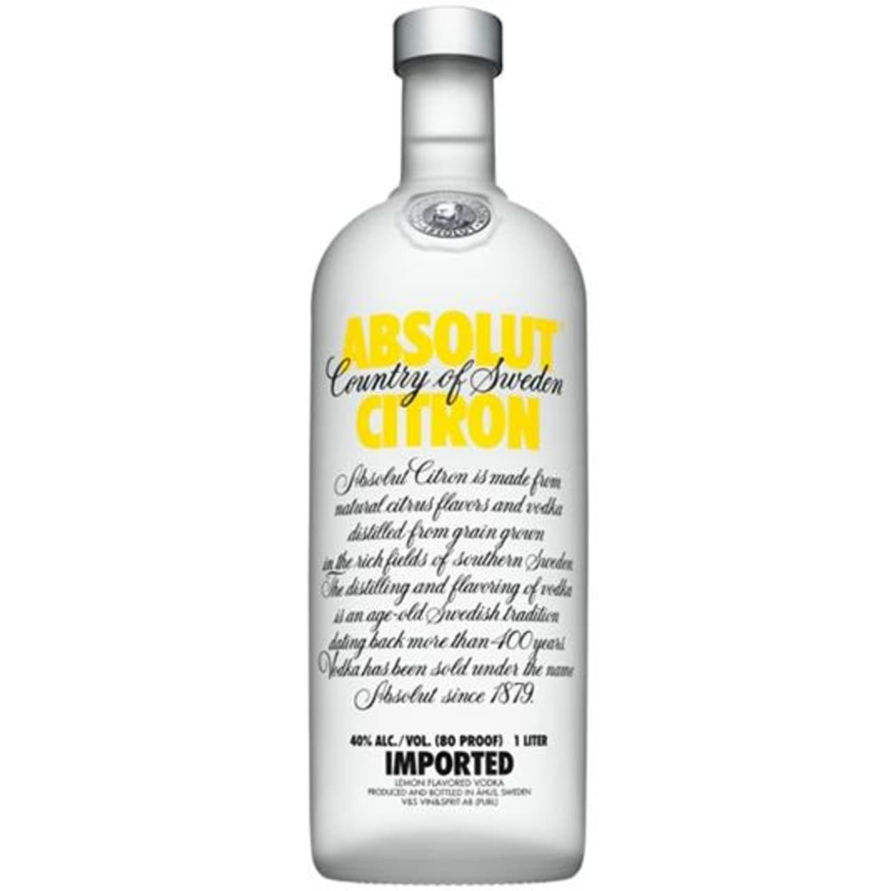 Product Image - Absolut Citron Vodka