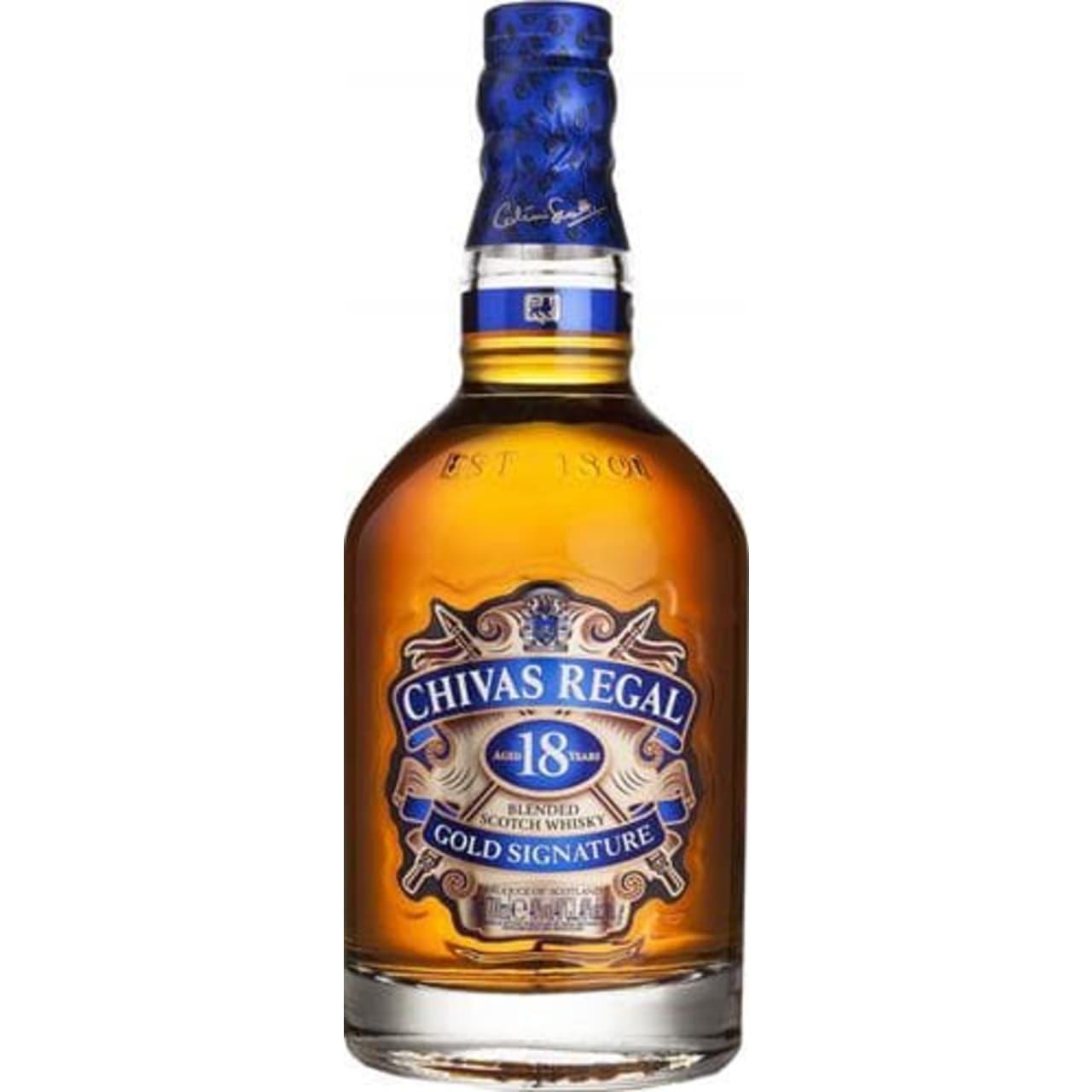 Product Image - Chivas Regal 18yo Scotch Whisky