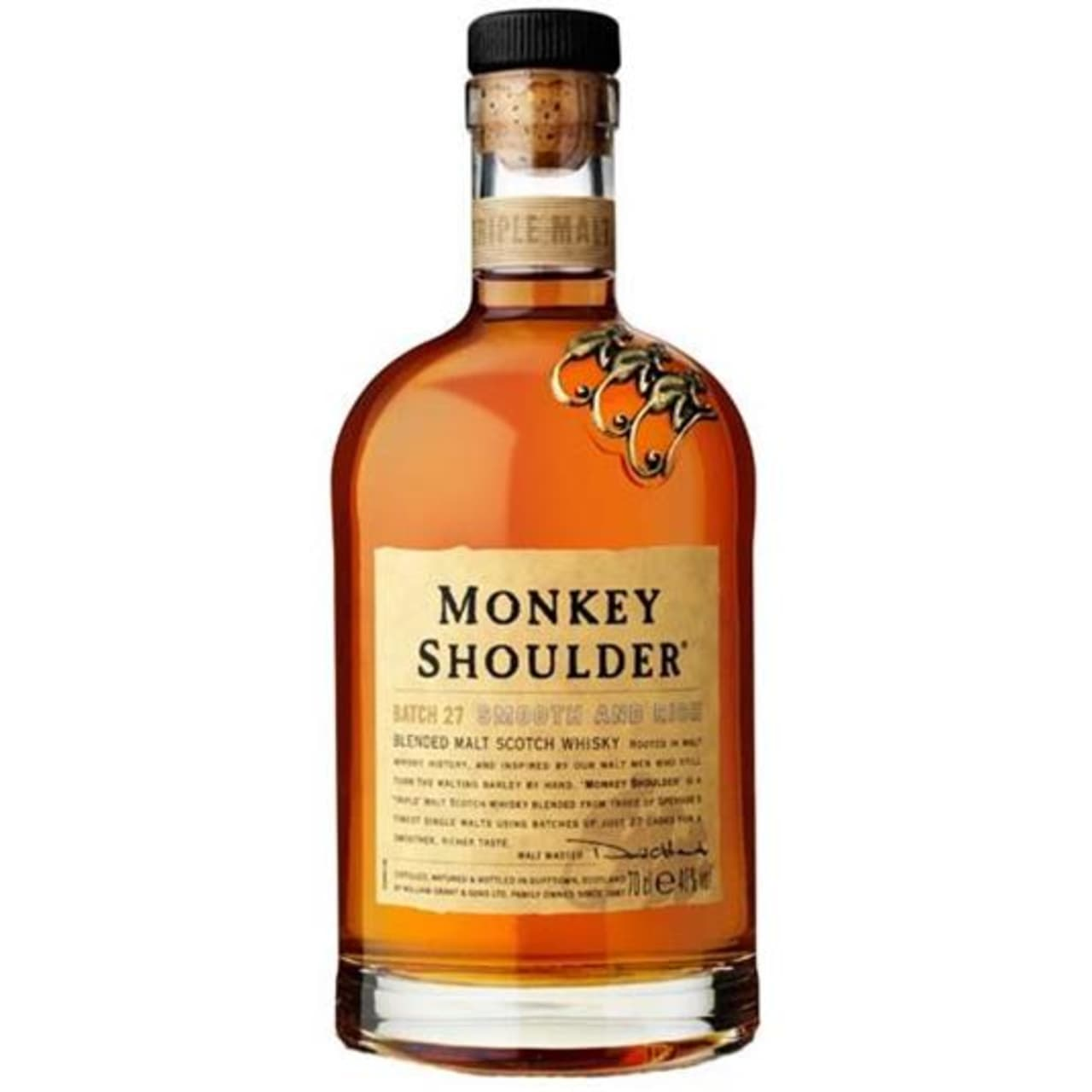 Product Image - Monkey Shoulder Scotch Whisky