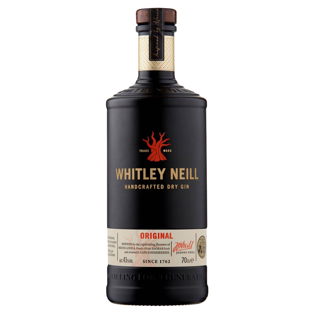 Product Image - Whitley Neill Handcrafted Dry Gin