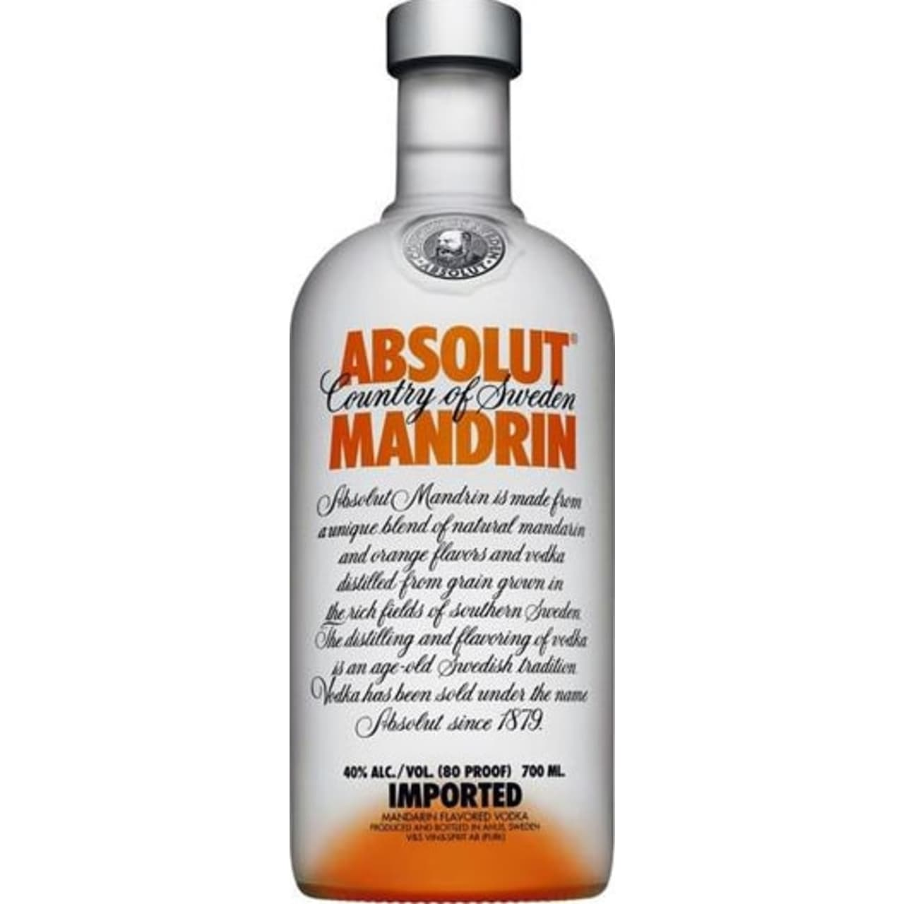 Product Image - Absolut Mandrin Vodka