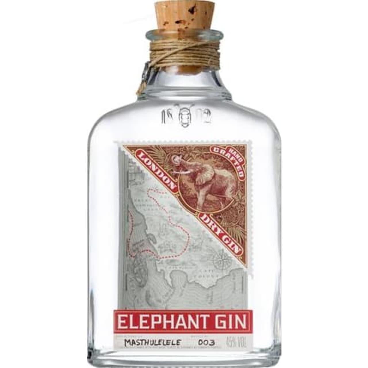 Product Image - Elephant Dry Gin