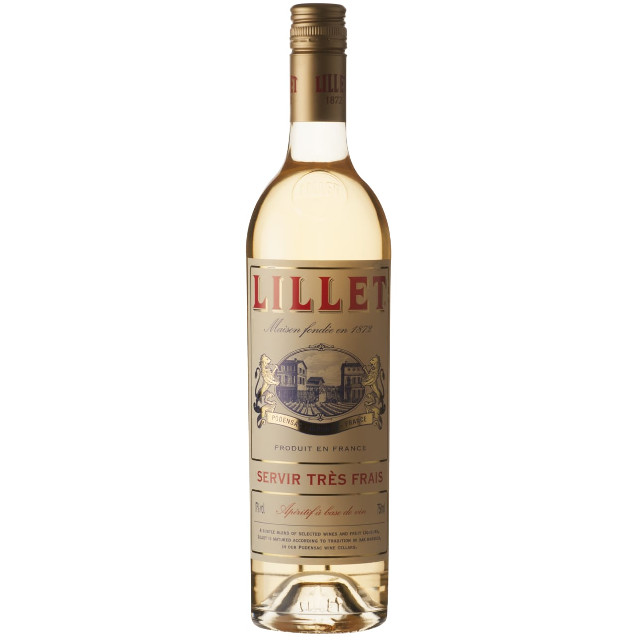Product Image - Lillet Blanc Vermouth