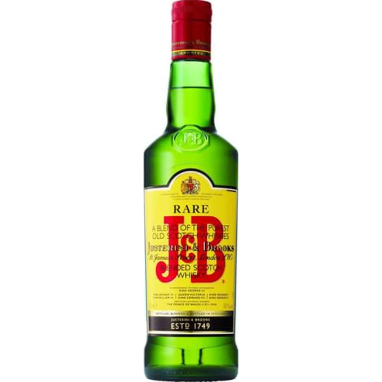 Product Image - J&B Rare Scotch Whisky