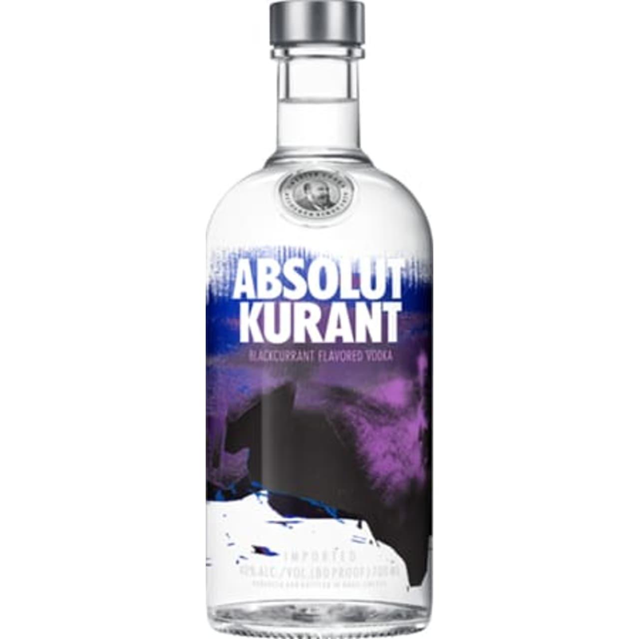 Product Image - Absolut Kurant Vodka